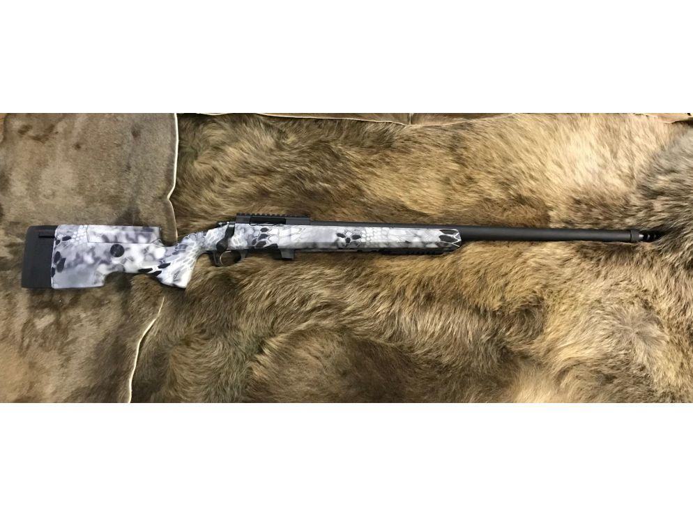 6mm Creedmoor McMillan Team Rifle