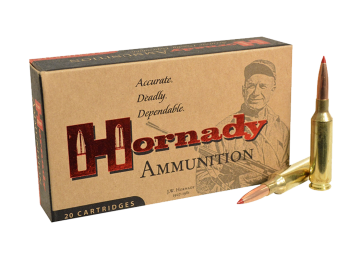 Hornady Match 6mm Creedmoor 108 Grain ELD MATCH