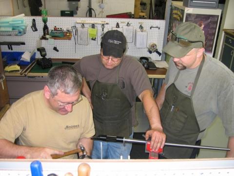 3 Minds working together. | Team GA