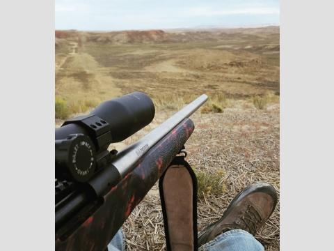 GA Precision .243 AI | Hunting