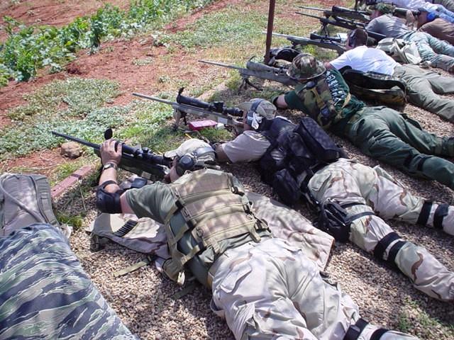 Badlands Sniper Match, Sniperquest 05