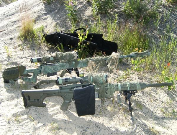 AR-10 in Finn Sniper