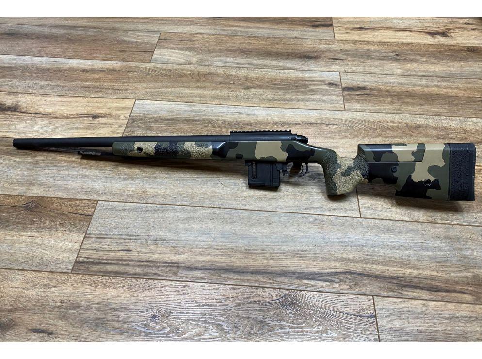 22 LR - Vudoo V22 - McMillan A5-A GAP camo