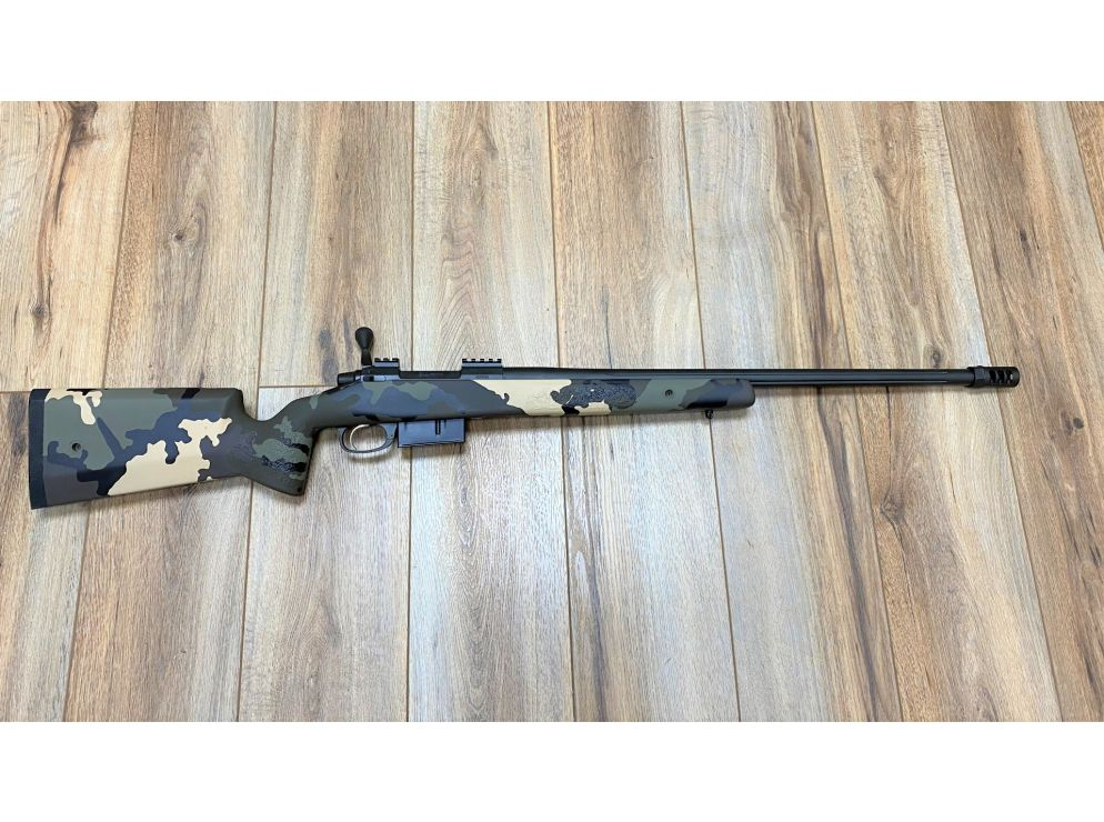 Lefty Sikes Hunter - 6.5 Creedmoor - Templar HTR V2