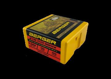 Berger 6.5mm 156 grain EOL Elite Hunter Bullet