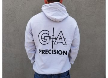 G.A. Precision Logo Hoodie