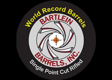 30 cal Bartlein Stainless Barrel Blank