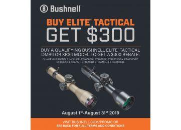 *Bushnell DMRII w/ free Kestrel Sportsman* special offer