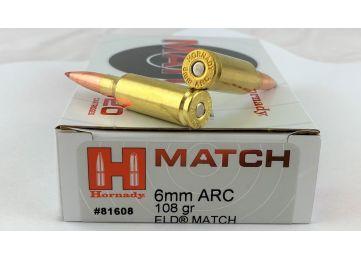 Hornady 6mm ARC 108 ELD-M