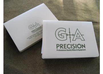 G.A Precision Rite In Rain Precision Rifle Data Book