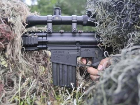 AR-10 Sniper | Tactical